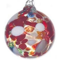 "Kitras Calico 3"" Calico Ornament of Canada"