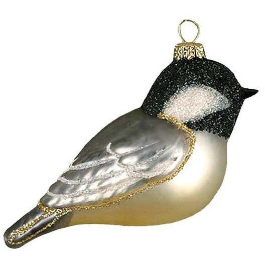 Chickadee Ornament from Cobane