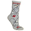Chickadee Socks from Wheelhouse