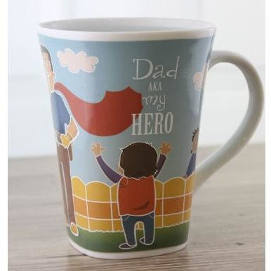 Image of Dad Color Changing Story Mug