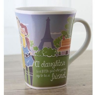 Daughter Color Changing Story Mug