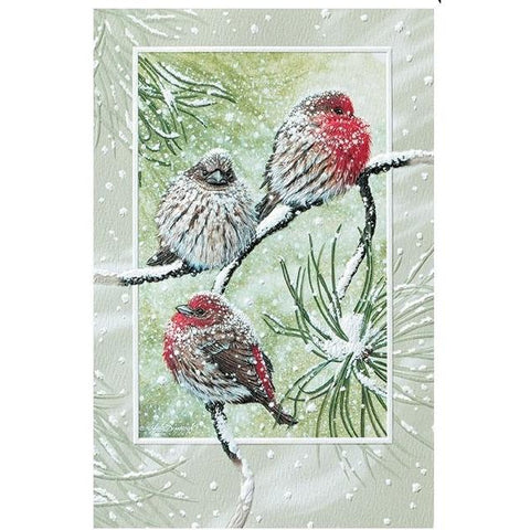 Pumpernickel Press Christmas Cards December Morning
