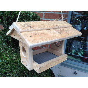 Wild Bird Trading Mini Fly-Thru Feeder