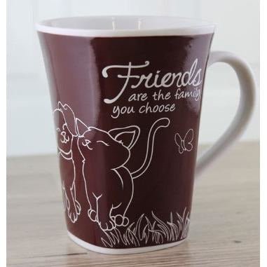 Friends Color Changing Story Mug