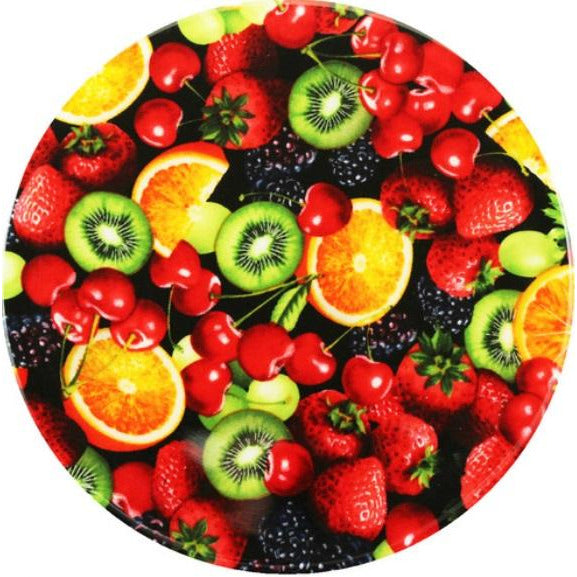 Andreas Silicone Trivet - Fruit Salad
