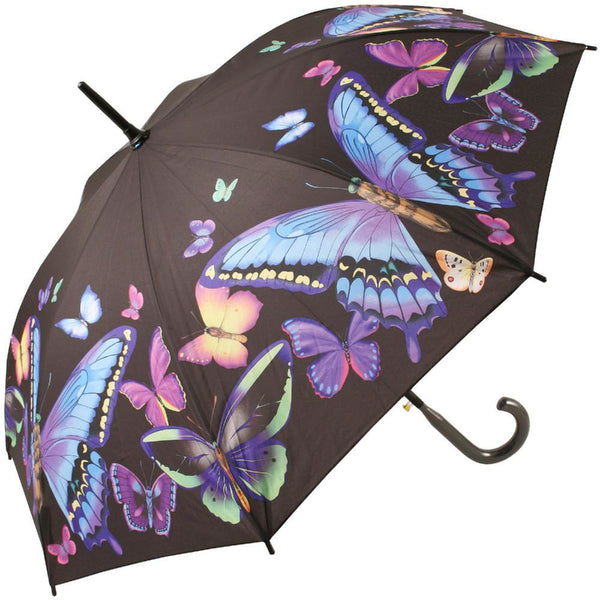 Umbrella Moonlight Butterflies by Galleria