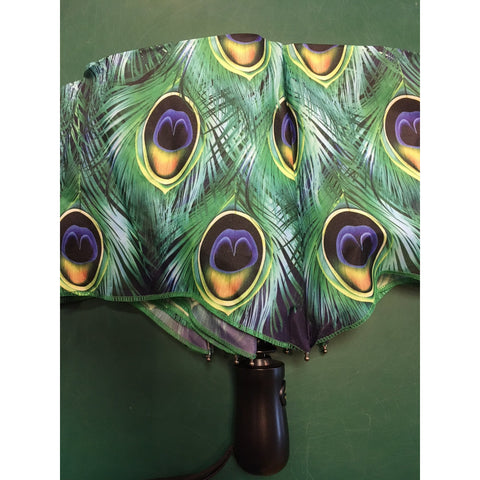 Image of Umbrella Peacock by Galleria-NEW FOR 2018