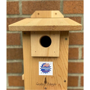 Garden Artworks Bluebird House