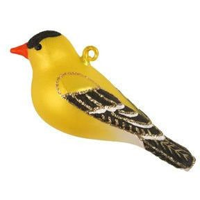 Goldfinch Ornament from Cobane