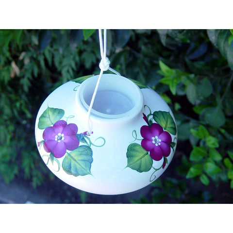 Image of Lone Wolf Posy Hummingbird Feeder
