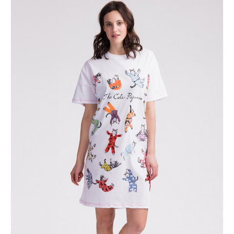 Cats Pajamas Sleepshirt from Hatley
