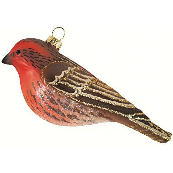 House Finch Ornament from Cobane