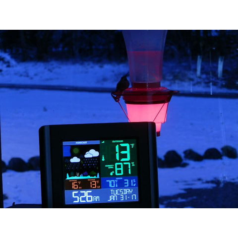 Image of Hummer Hearth Hummingbird Feeder Heater (Feeder Excluded)