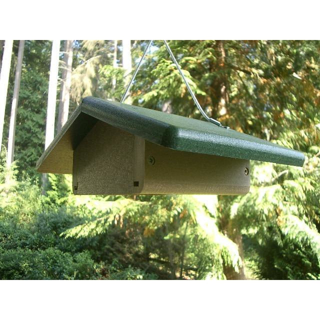 Birds Choice Recycled Upside Down Suet Feeder