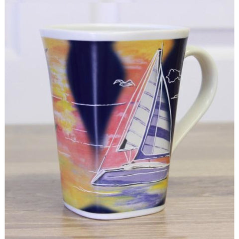 Image of Life Is A Journey Color Changing Story Mug