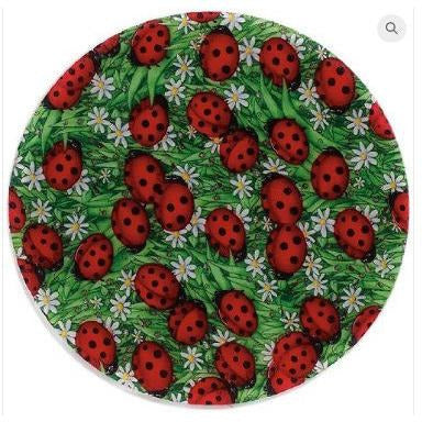 Andreas Silicone Trivet - Ladybugs