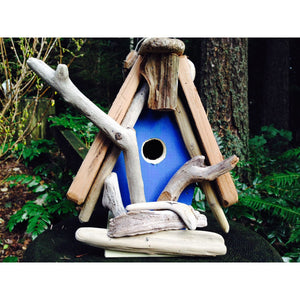 Heritage Bird Shanty Medium Chickadee Bird House