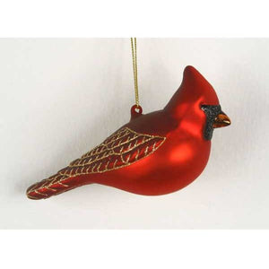 Northern Cardinal Ornament from Cobane