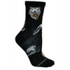 Owl Head Socks from Wheelhouse