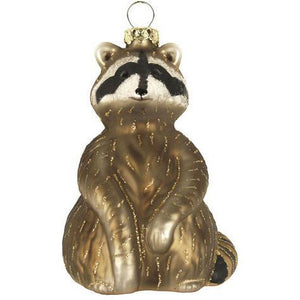 Raccoon Ornament from Cobane