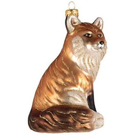 Red Fox Ornament from Cobane