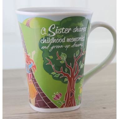 Image of Sister Color Changing Story Mug