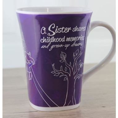 Sister Color Changing Story Mug