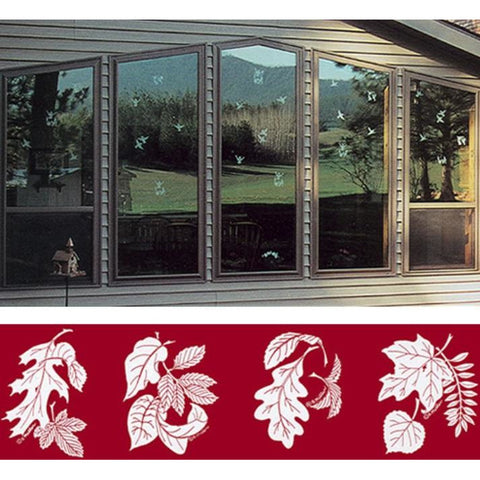 Image of Whispering Windows Decals Set of 16 Decals