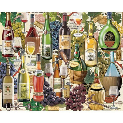 Wine Country 1,000 Piece Puzzle