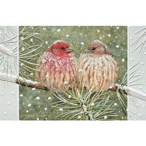 Pumpernickel Press Christmas Cards Baby It's Cold Outside
