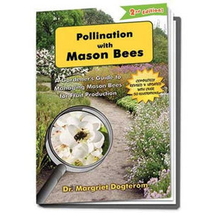 "Pollination With Mason Bees"""" by Dr. Dogterom"