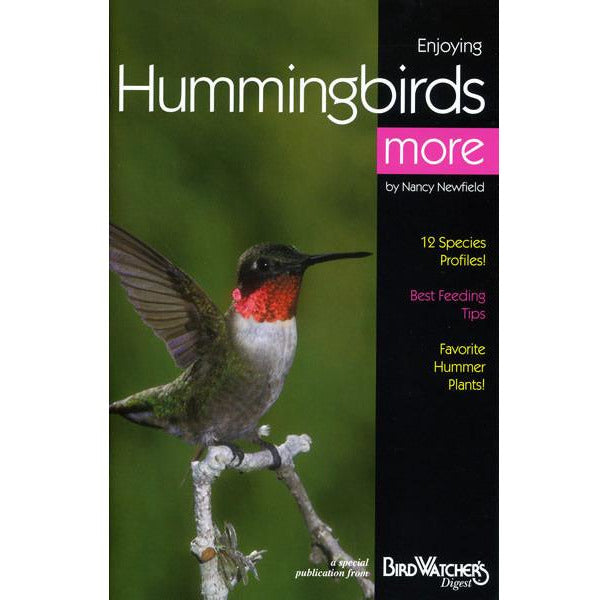 Enjoying Hummingbirds More Booklet
