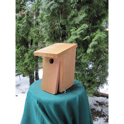 Image of Chickadee Nest Box Kit from I Can Build It