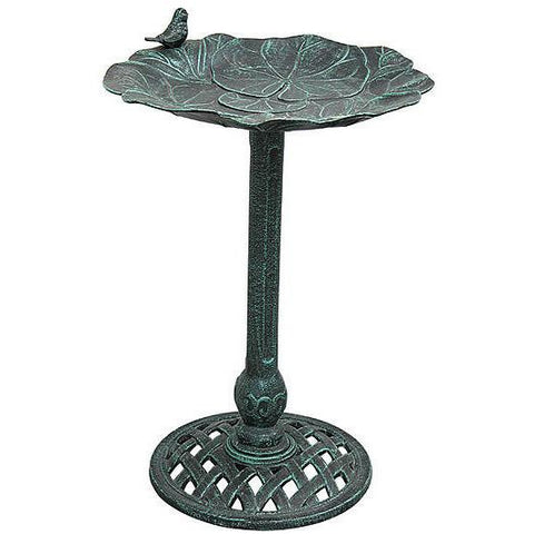 Innova Lily Pad Bird Bath