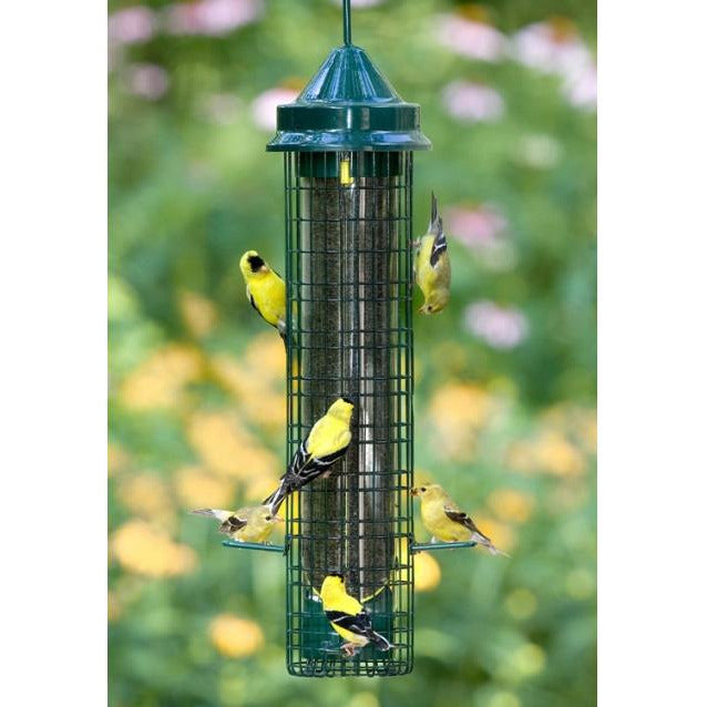 products p no tube bird feeders feeder corn cfm finch prod product display sweet wild