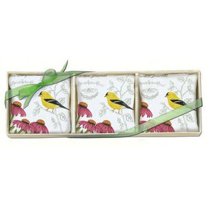 Goldfinch Gift Boxed Lavender Sachets Set of 3