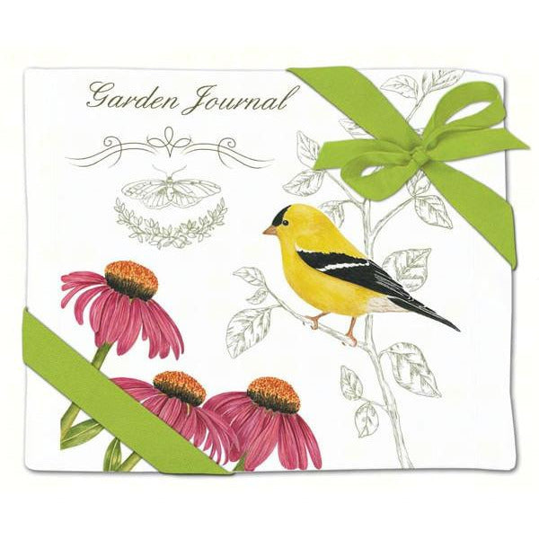 Goldfinch Flour Sack Towel Set of 2