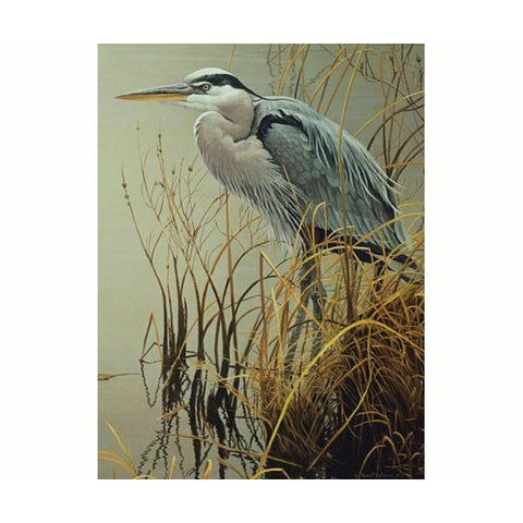 Great Blue Heron 500 Piece Puzzle