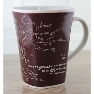 Life Color Changing Story Mug
