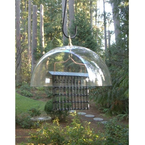 "Image of 12"" Squirrel Baffle Dome"