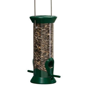 Droll Yankee Small Tube Bird Feeder