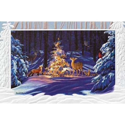 Pumpernickel Press Christmas Cards Woodland Wonder