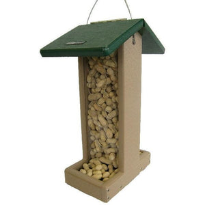 Recycled In-Shell Peanut Feeder