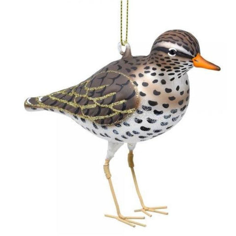 Sandpiper Ornament from Cobane