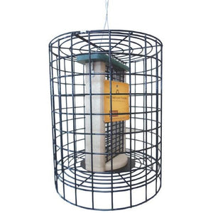 Retro-Fit Squirrel and Large Bird-Proof Cages