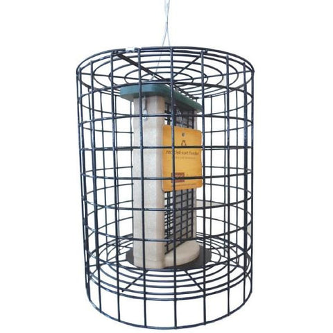 Squirrel Proof Recycled Double Suet Feeder