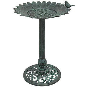 Innova Sunflower Birdbath