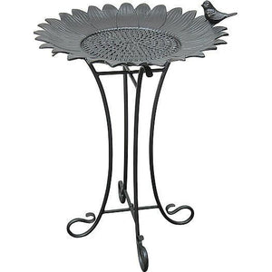 Innova Sunflower Bird Bath