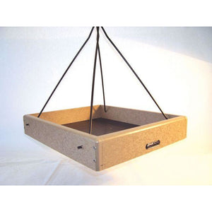 "Recycled 16""""x13"""" Hanging Tray w/Steel Rods"