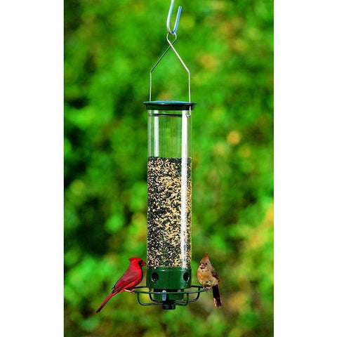 Image of Droll Yankee Flipper Squirrel-Proof Bird Feeder